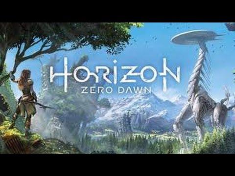 Horizon: Zero Dawn (PS4) #01 - Долгое и неспешное прохождение.