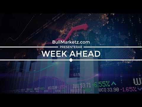 Week Ahead – Vecka 38