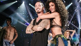 J Balvin & Eλένη Φουρέιρα - Tranquila (Mad VMA 2014 by Airfasttickets)