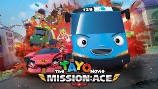 Tayo: Misi Penyelamatan Ace l Tayo Movie Bahasa Indonesia l Tayo bus kecil