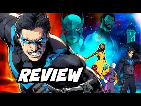 Young Justice Season 3 Episode Review - NO SPOILERS