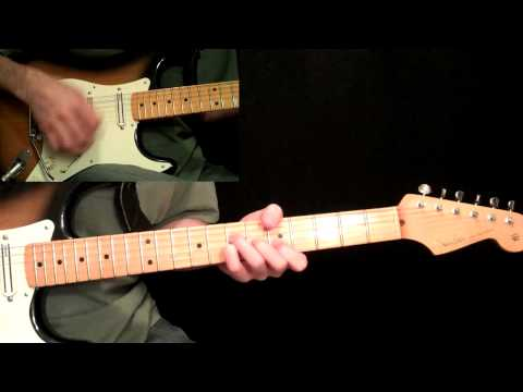 Ramble On Guitar Lesson Pt.1 - Led Zeppelin - Jimmy Page - Acoustic Guitar Intro, Verse & PreChorus