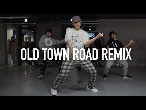 Old Town Road Remix - Lil Nas X ft. Billy Ray Cyrus / Enoh Choreography
