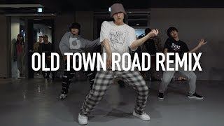 Old Town Road Remix   Lil Nas X Ft. Billy Ray Cyrus  Enoh Choreography