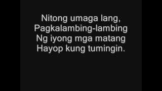 Kisapmata- Daniel Padilla