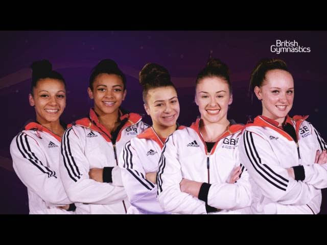 Meet the Women! Team GB's Artistic Gymnasts #Rio2016