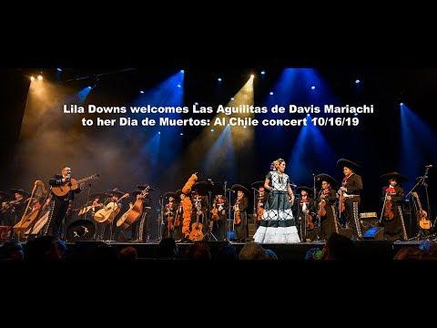 TUSD1 Lila Downs welcomes Las Aguilitas de Davis Mariachi