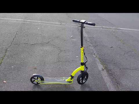 STAR-SCOOTER® 230mm Big Wheel Funscooter