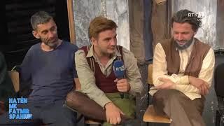 """Natën me Fatmir Spahiun - Teatri i Gjakovës, Shfaqja """"Sakati nga Inishmani"""" Regjia, Shkelzen Berisha"""