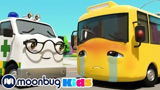 Boo Boo Song! | +MORE Go Buster By Little Baby Bum: Baby Songs & Kids Cartoons | ABCs & 123s