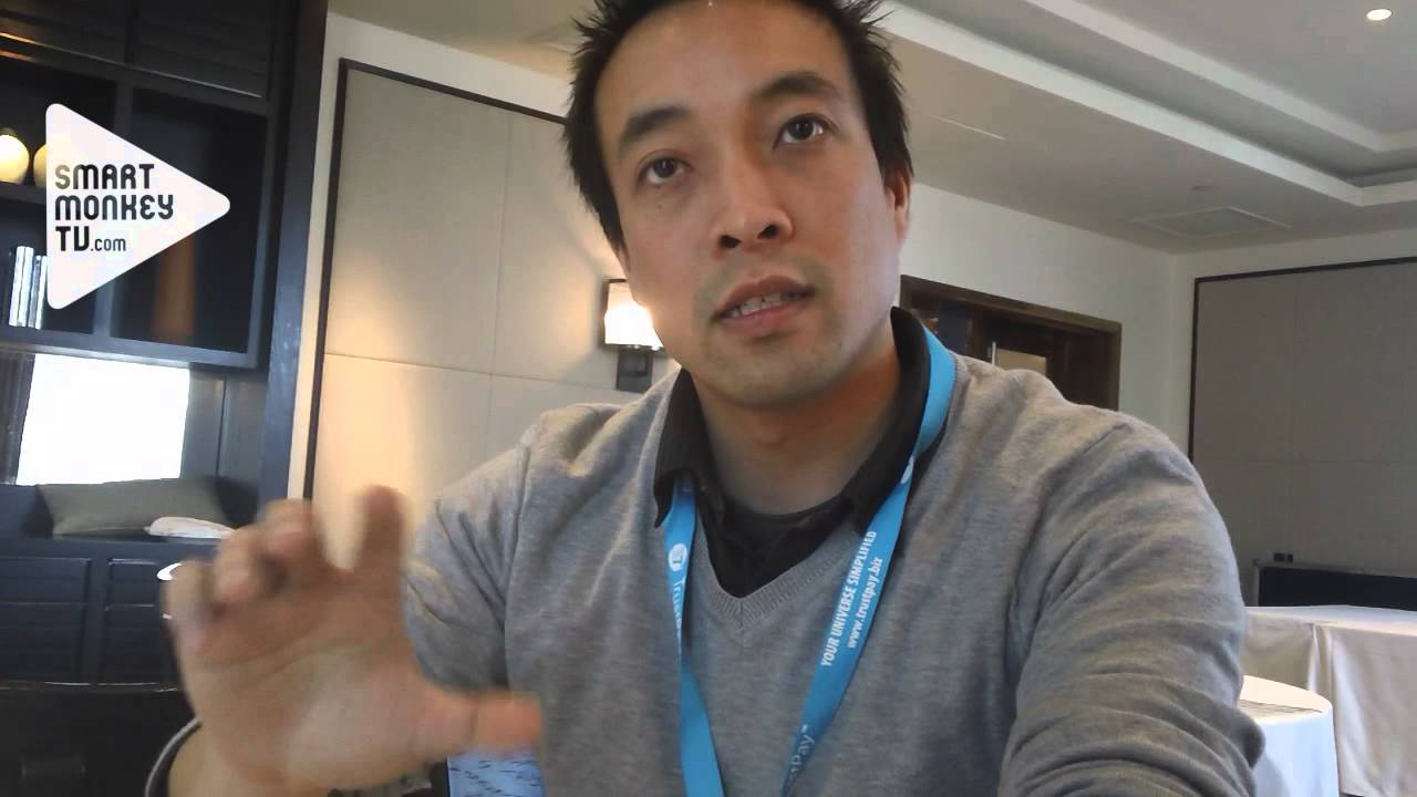 Leonard Ah Kun, Cobi Interactive on augmented reality, Leap Motion and Google glasses