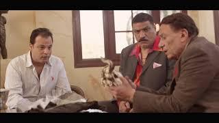 كوميديا الزعيم .. لما تكون قديم في الشغلانة ويجي واحد عاوز يعمل عليك معلم ... #العراف