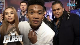 "The Clash: ""Kamukha Ko Pala Si Jaden Smith"" - Jong Madaliday"