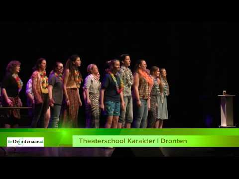 VIDEO | Theaterschool Karakter geeft voorproefje van 'Who's your daddy' in De Meerpaal