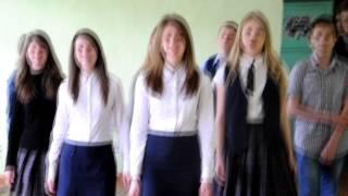 """9 """"А"""" класс 10-ой гимназии - Эта песня простая"""