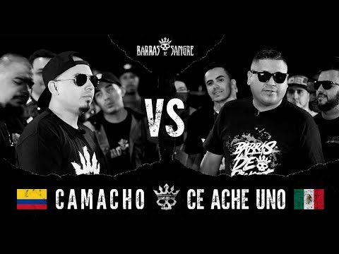 BDS: Camacho 🇨🇴 vs Ce Ache Uno 🇲🇽 [ Batallas Escritas ]