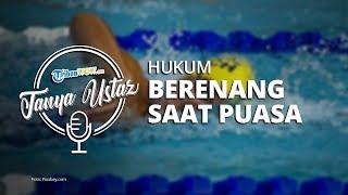 Benarkah Berenang di Siang Hari saat Bulan Ramadan Bisa Membatalkan Puasa?