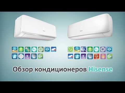 Видео обзор Hisense AST-12UW4SVETG10W. Доставка по городу - ТехноДар