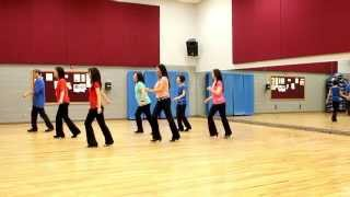 Greater Than Me   Line Dance (Dance & Teach In English & 中文)
