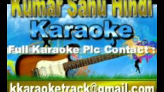 Chamak Chalo Zara Dheere Chalo Karaoke Ajay {1996} Kumar Sanu