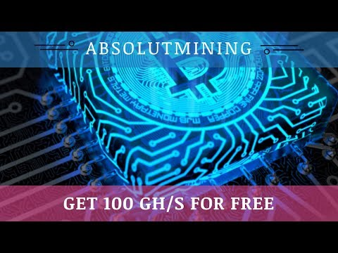 AbsolutMining.com отзывы 2019, обзор, get 100 GHs for free, Live Withdraw 0.000650 BTC