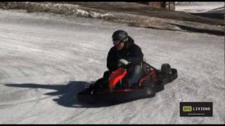 preview picture of video 'Go Kart and Quad Livigno 2011'