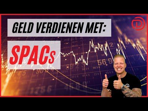 Geld Verdienen met SPAC aandelen
