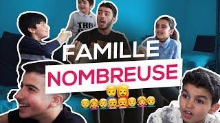 UNE FAMILLE NOMBREUSE - FAHD EL   Kholo.pk