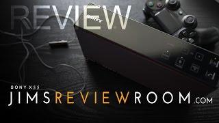 Sony SRS-X55 Bluetooth Speaker - REVIEW