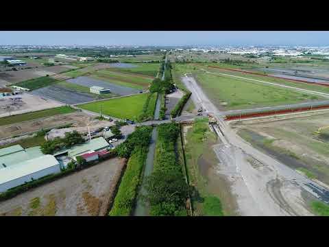 新吉工業區 空拍機畫面