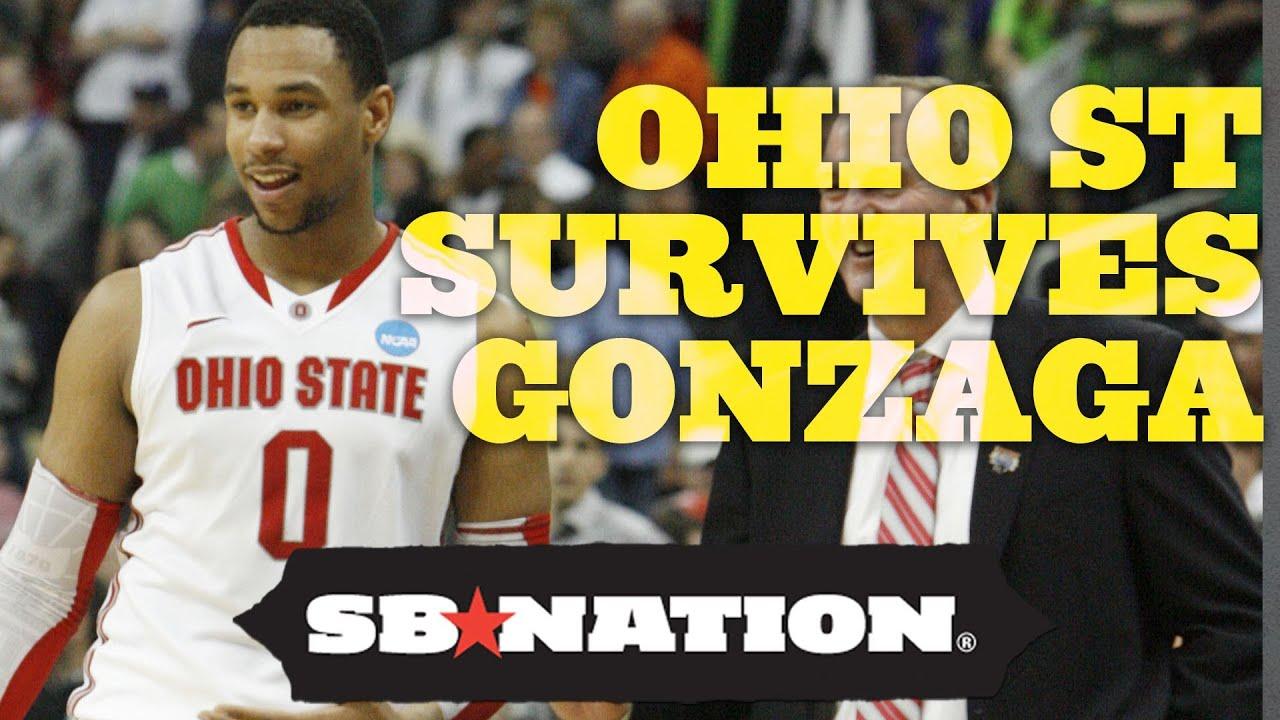 Ohio State Survives Gonzaga - NCAA Recap thumbnail