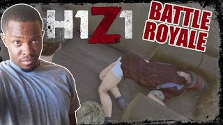 H1Z1 Battle Royale Gameplay - PUT YO PANTS ON! | H1Z1 PC Gameplay