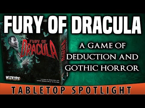 Bell of Lost Souls - Tabletop Spotlight | Fury of Dracula 4th Edition