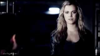 Clarke Griffin - It's not easy being in charge is it? (Spoilers 2x08)