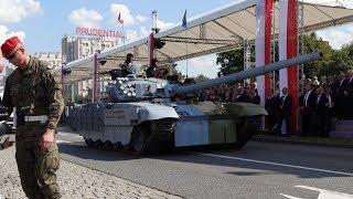 """Defilada """"Wierni Polsce"""" w 100. rocznicę wybuchu Powstań Śląskich"""