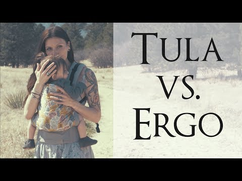 Tula Vs. Ergo Original | Personal Review Comparing Baby Carriers