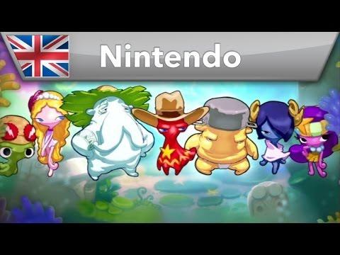 SQUIDS Odyssey - Nintendo eShop Trailer (Wii U & Nintendo 3DS) thumbnail