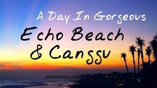 Canggu Beach Bali - A Day In And Around Canggu Beach & Echo Beach
