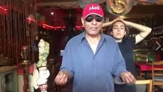 أوباما المصري و بنته ياسمين بيطرقعوا لبعض ههههه و الفاظ خارجه