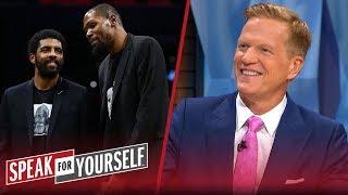 KD & Kyrie aren't toxic, Ric Bucher talks Rockets' struggles | NBA | SPEAK FOR YOURSELF