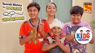 Tapu Sena Plays A New Game | Tapu Sena Special | Taarak Mehta Ka Ooltah Chashmah
