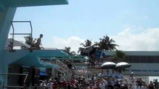 3m Diving Final Grand Prix Fort Lauderdale 2011
