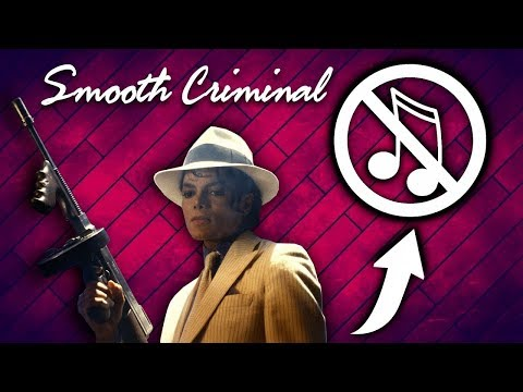 Michael Jackson   SMOOTH CRIMINAL   Without Music Short