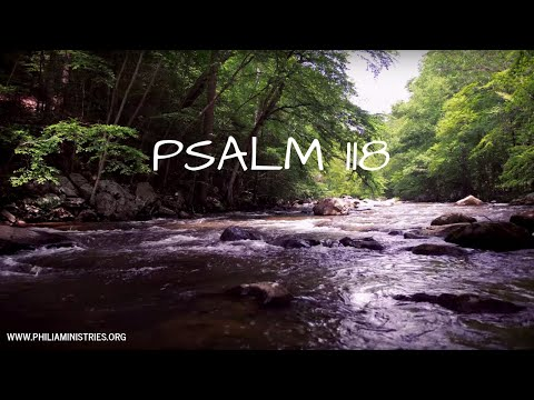 Download Psalm 118 Holy Bible King James Video 3GP Mp4 FLV HD Mp3