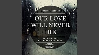 Our Love Will Never Die (Original Mix)