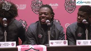 Cure Bowl Presser Players