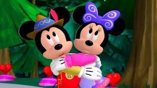 Клуб Микки Мауса - Сказка Гуфи. Часть 1 - Мультфильм Disney Узнавайка | Сезон 5, Серия 9