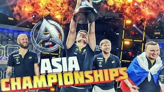Лучшие моменты Asia Championships CS:GO 2018