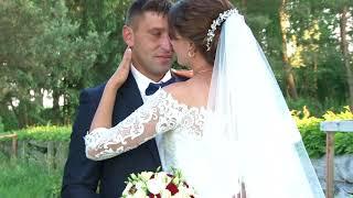 Весільна прогулянка Віталія та Роксолани