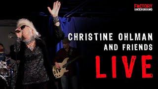Christine Ohlman & Friends Live at Factory Underground